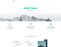 Leon - Free Html Agency Website Template