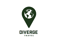 Diverge Logo & Animation