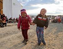 A refugee childhood