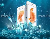 IPhone Under water Breakthrough Design Concept