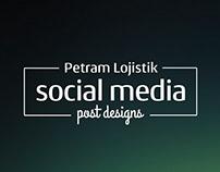 Petram Sosyal Medya Post Tasarımları