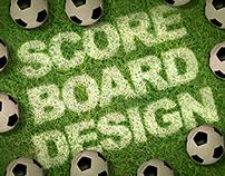 Scoreboard Designs
