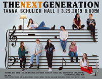 The Next Generation Poster Design