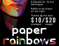 Paper Rainbows / Poster Design