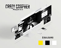 CrazyGrapher Site internet