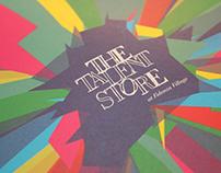 Vogue The Talent Store - Visual Identity + Store Design