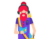 EndUser - Illustrations