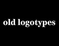 old logotypes