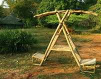 Bamboo : Outdoor Furniture