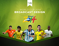 beIN Sports - World Cup 2014