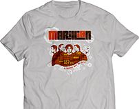 Retro Fillmore Style T-Shirt