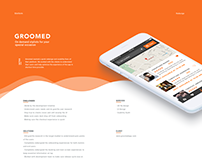 Groomed - On demand Stylists at your doorstep