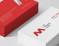 The Magnific Hotel Corporate Identity