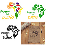 Logo design for an African company