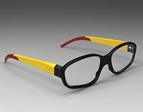 Linha de Óculos Infantil Masculino Turma da Mônica