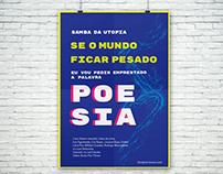 Poster samba da utopia
