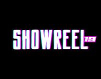 SHOWREEL | 2019