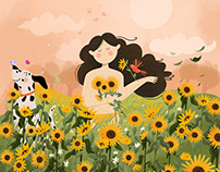 Jolie fleurs