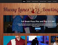 HiwayLanes.com (Wordpress Theme)