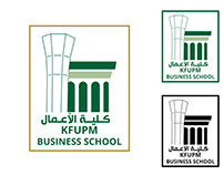 KFUPM BUSINESS SCHOOL LOGO
