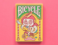 Brosmind Playing Cards for Bicycle