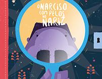 O Narciso com Pelos no Nariz | Concurso Ilustração'18