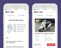 PWA - Buy/Sell Bikes Online