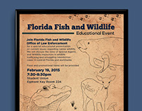 Florida Fish and Wildlife Educational Event