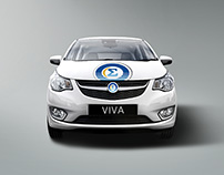 Vehicle livery for Sigma Group