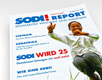 SODI Report - Magazine for Aid Projects & Fundraising