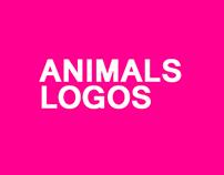 MINIMAL ANIMALS LOGOS