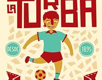 Ilustración La Turba / La Turba Illustration