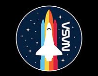 NASA designs merch
