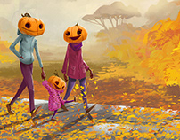 Pumpkin World