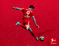 Bundesliga: Digital Graphics 2017