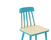 Furniture Cutouts // CGI