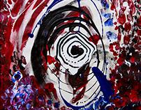 The Whispers of Dark Sky | Paintings