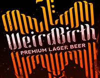 WeirdBirth - Cerveja Picante
