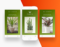 Plantis - Mobile App