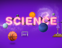 Petrosains Science Show Competition: Title Sequence
