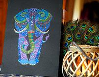 Elephant Totem