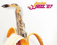Šiauliai Jazz 2007 poster