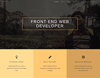 Responsive Template | Landing Page Template Bootstrap