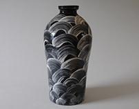 Stoneware Vase: 2018