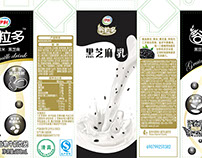 YiLi Group Package Design