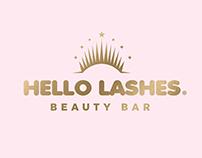 Hello Lashes I Beauty Bar