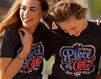 Piece Of Cake! 5k | Bridal Run/Walk