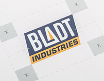 Bladt Industries - Corporate Identity