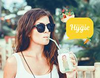 HYGIE - Brand design & Design d'application
