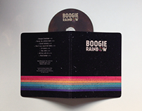 Boogie Rainbow - Debut Album